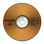 CD MAXELL 52X SET 50 db.