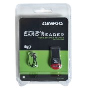 OMEGA kártyaolvasó M2 és MicroSD R042