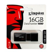 Pendrive 16GB DT100G3 USB 3.0 KINGSTON
