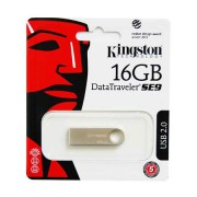 Kingston Pendrive 16GB SE9 SILVER