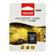 MICRO SD CARD 32GB CLS.10 + SD alakito