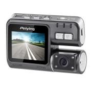 Autós DVR kamera HD (1280X720) 2 kamera PEIYING