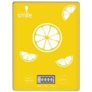 Elektronikus konyhai mérleg (sárga) MPM