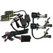XENON H4 HI/LOW 6000K szett (elektromágnessel) SUPER