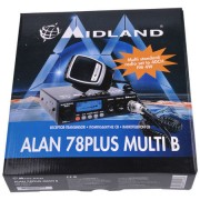 CB állomás ALAN 78 PLUS multi AM - FM