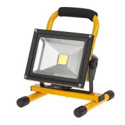 LED reflektor tartóval 20W 6400K
