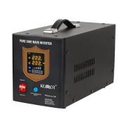 Szinusz jeles szünetmentes tápegység 700W 12V KEMOT (Fekete)