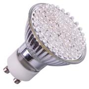 80 LED ÉGO GU10 fehér