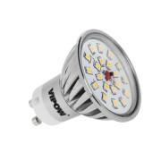 LED-es izzó - 20 SMD 2835 - 4W GU10 3000K 230V