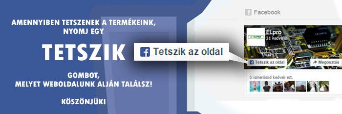 ELpro.hu - Elektronika Profiknak – Facebook